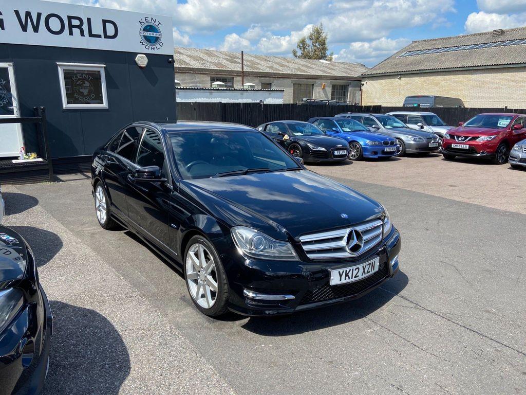 Mercedes-Benz C Class Saloon 2.1 C220 CDI BlueEFFICIENCY Sport 7G-Tronic 4dr