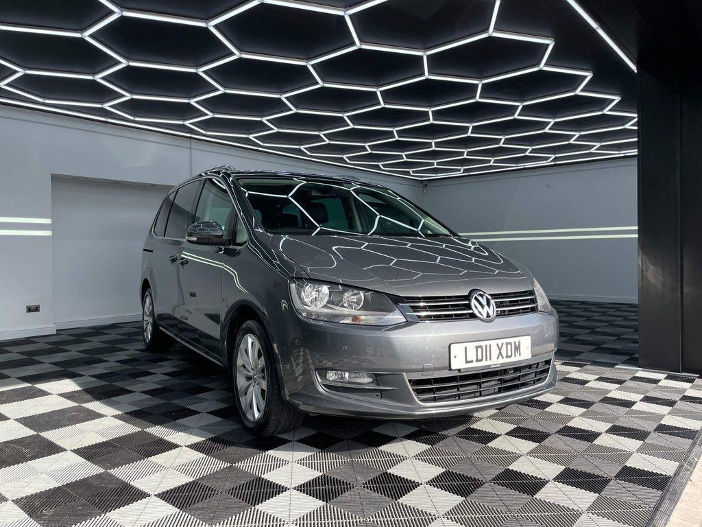 Volkswagen Sharan MPV 2.0 TDI BlueMotion Tech SEL 5dr