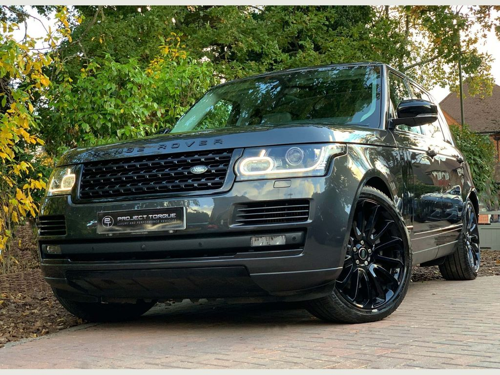 Land Rover Range Rover SUV 4.4 SD V8 Autobiography Auto 4WD (s/s) 5dr LWB