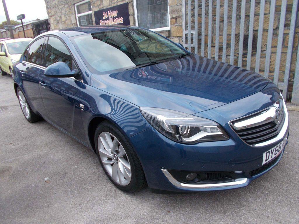 Vauxhall Insignia Hatchback 2.0 CDTi ecoFLEX Blueinjection SRi Nav (s/s) 5dr