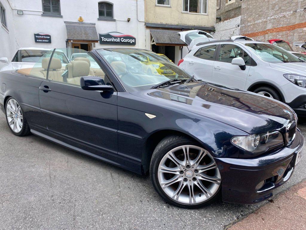 BMW 3 Series Convertible 2.2 320Ci M Sport 2dr