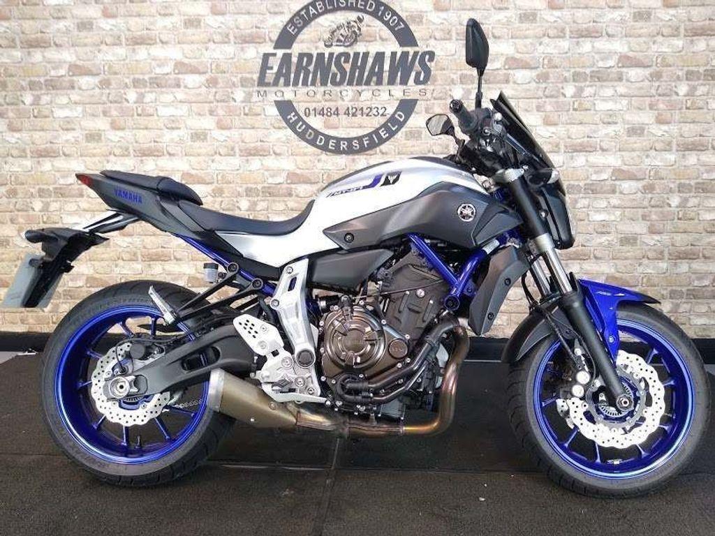 Yamaha MT-07 Naked 700 Moto Cage ABS Naked