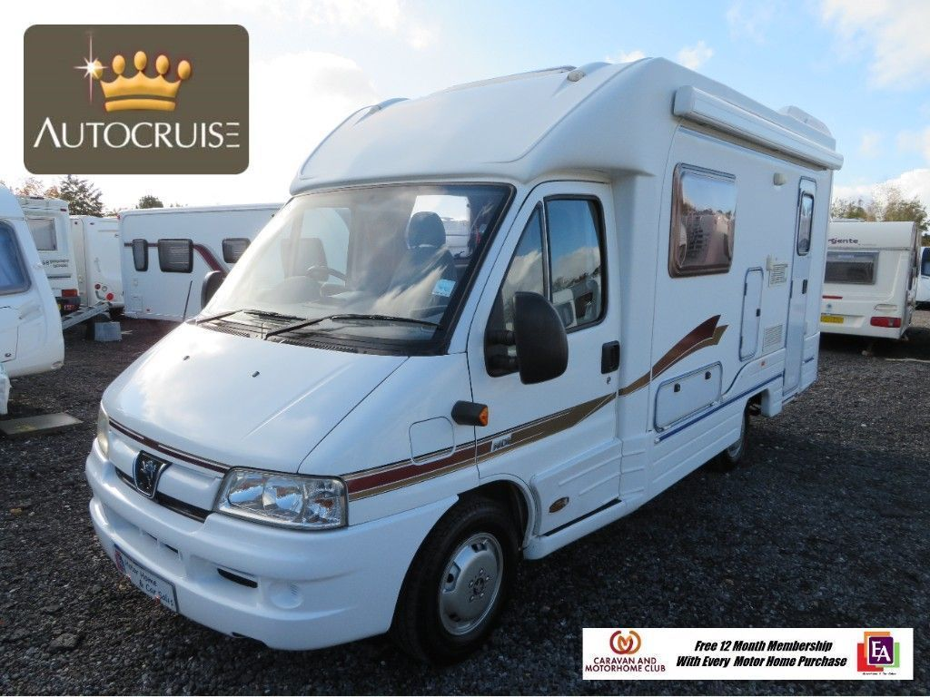 Autocruise Starquest Coach Built