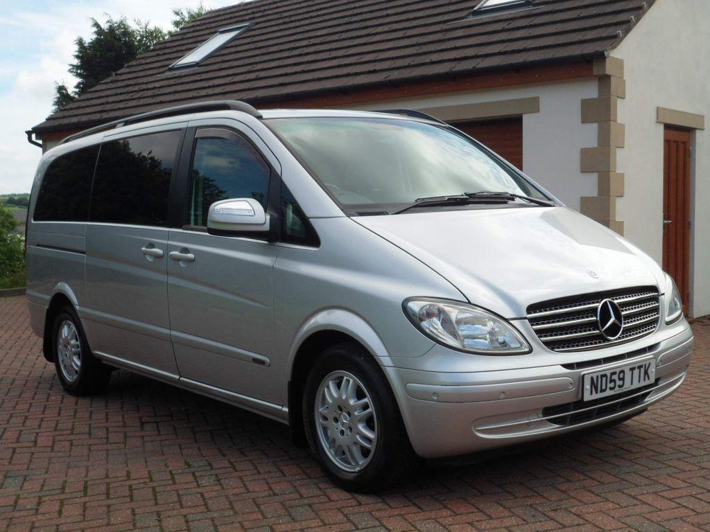 Mercedes-Benz Vito Combi Van vito/ viano combi van