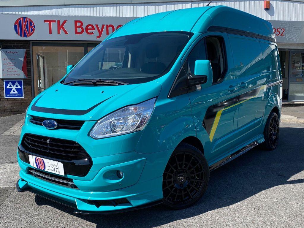 Ford Transit Custom Panel Van 2.0 TDCi 310 Trend Exclusive Motorsport