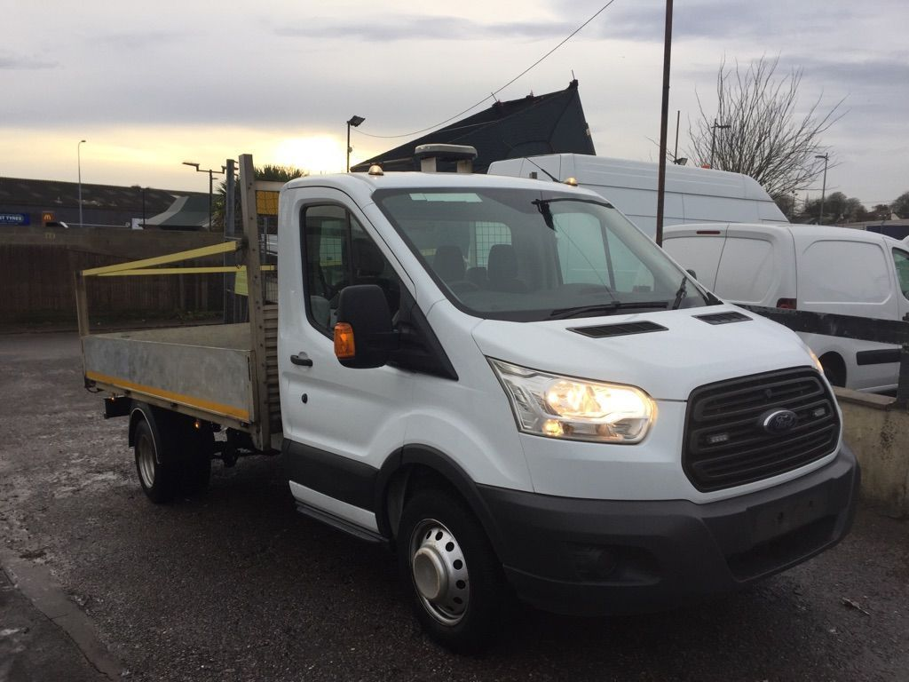 Ford Transit Dropside alloy dropside 13.5ft