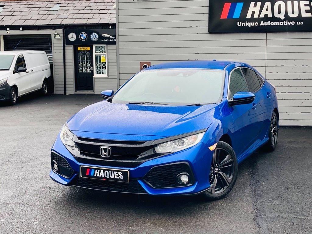 Honda Civic Hatchback 1.6 i-DTEC SR (s/s) 5dr