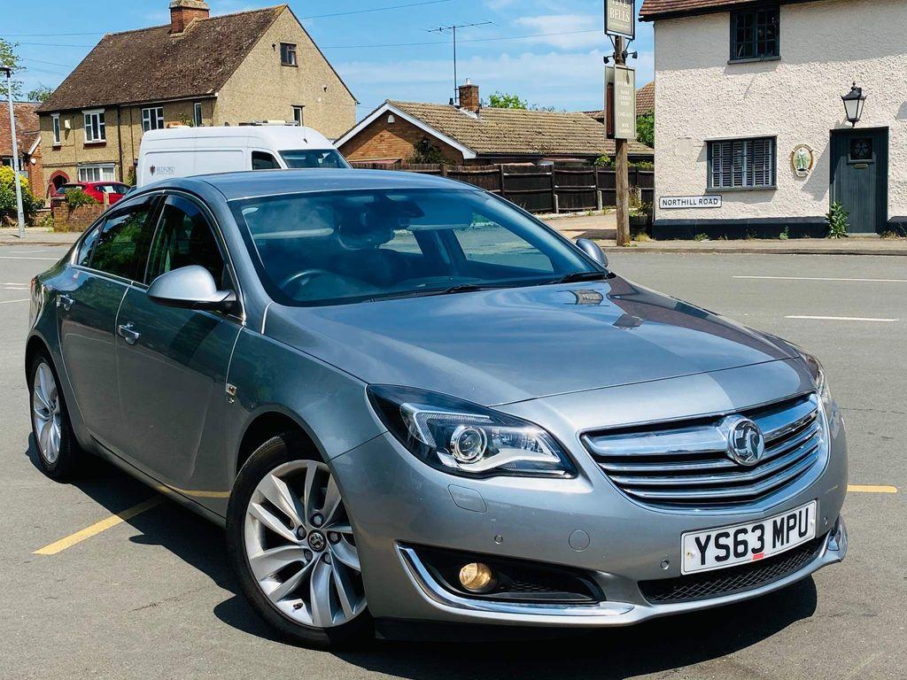 Vauxhall Insignia Saloon 2.0 CDTi ecoFLEX Elite Nav (s/s) 4dr