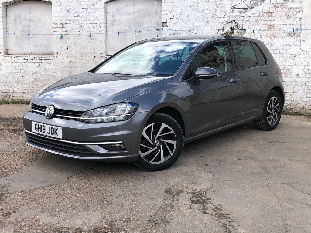 Volkswagen Golf Hatchback 1.0 TSI Match DSG (s/s) 5dr