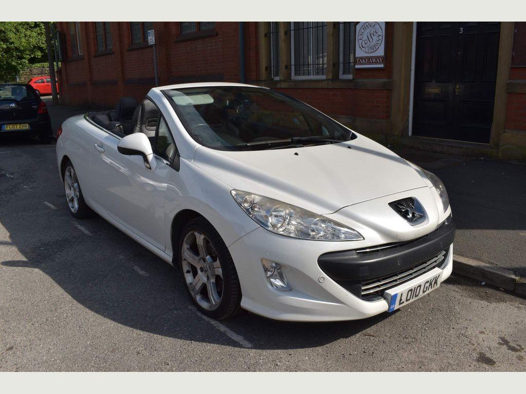 Peugeot 308 CC Convertible 2.0 HDi GT 2dr