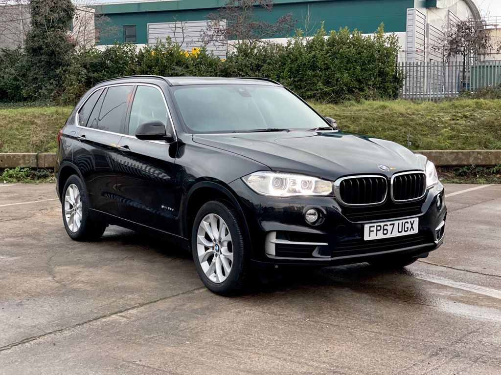 BMW X5 SUV 2.0 25d DPF SE Auto sDrive (s/s) 5dr