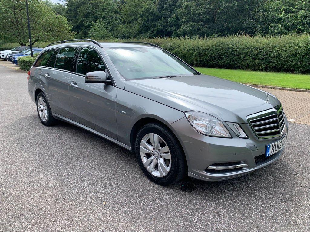 Mercedes-Benz E Class Estate 2.1 E220 CDI BlueEFFICIENCY SE 7G-Tronic Plus 5dr