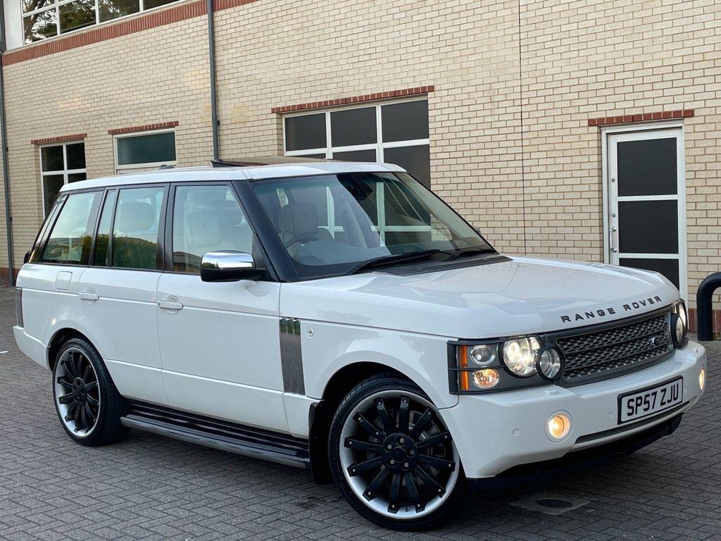 Land Rover Range Rover SUV 4.2 V8 Supercharged Vogue SE 5dr