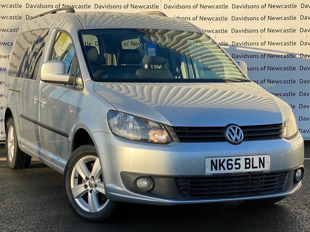 Volkswagen Caddy Maxi Other 1.6 TDI C20 Maxi Life Window Van 5dr (5 Seats)