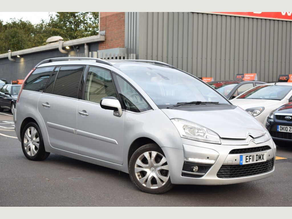 CITROEN GRAND C4 PICASSO MPV 2.0 HDi Exclusive 5dr