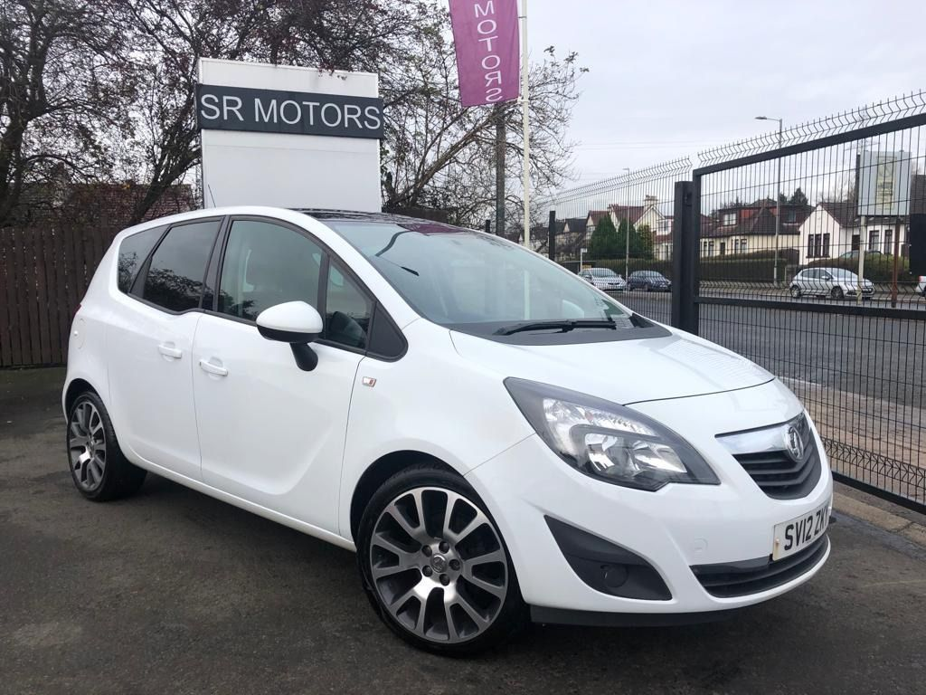 Vauxhall Meriva MPV 1.4 i 16v Excite Limited Edition 5dr (a/c)