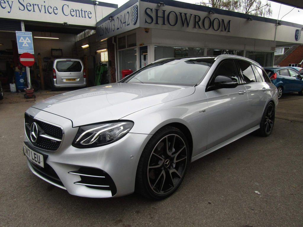 Mercedes-Benz E Class Estate 3.0 E43 V6 AMG (Premium) G-Tronic+ 4MATIC (s/s) 5dr