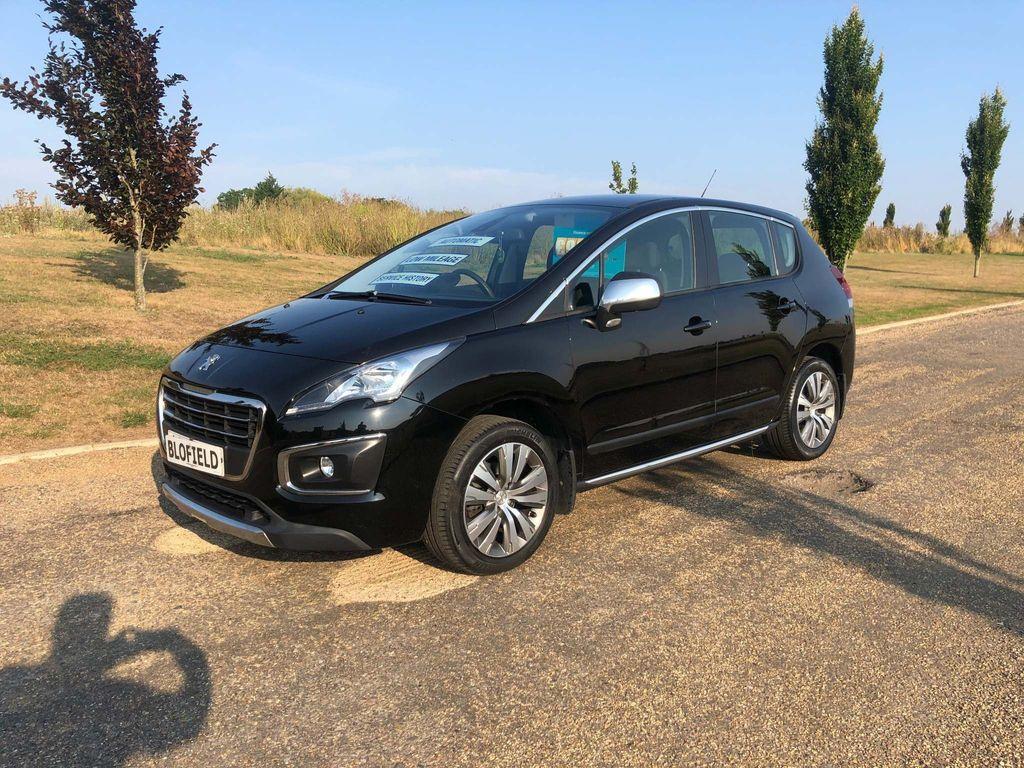 Peugeot 3008 SUV 1.6 BlueHDi Active (s/s) 5dr