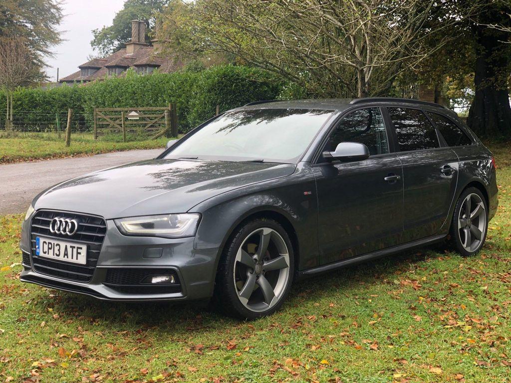 Audi A4 Avant Estate 2.0 TDI Black Edition Avant 5dr
