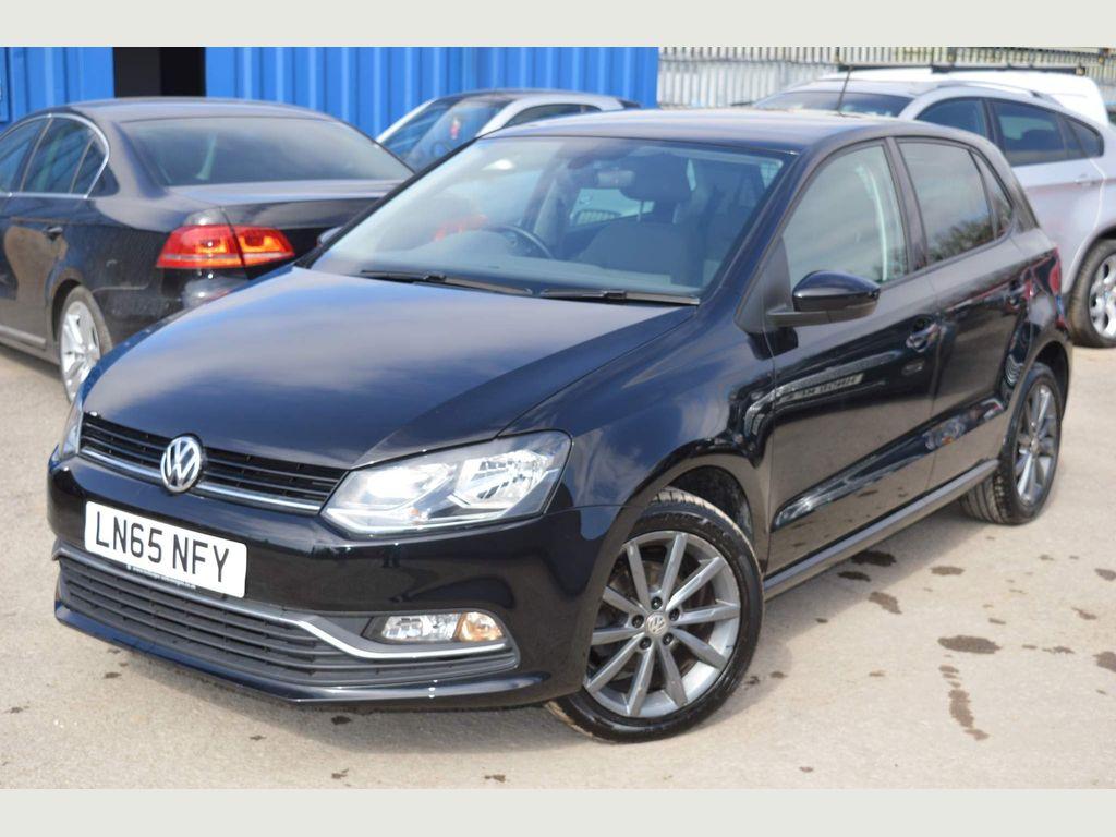 Volkswagen Polo Hatchback 1.2 TSI BlueMotion Tech SE Design DSG (s/s) 5dr