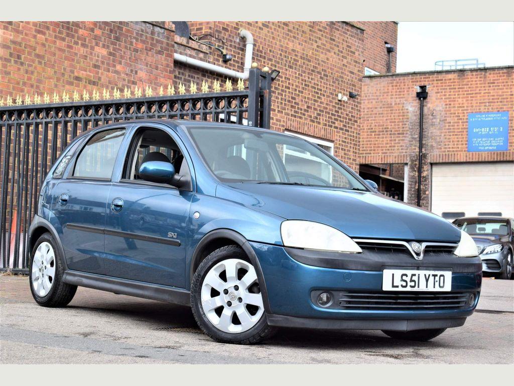 Vauxhall Corsa Hatchback 1.2 i 16v SXi Easytronic 5dr