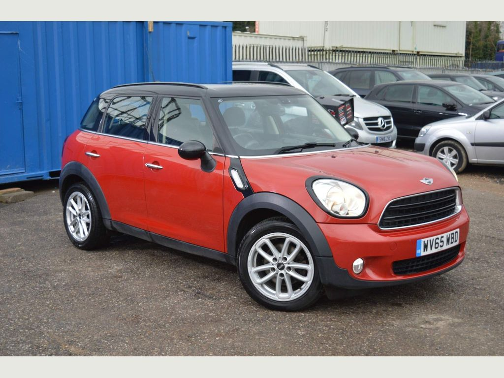 MINI Countryman SUV 2.0 Cooper D Business Edition 5dr