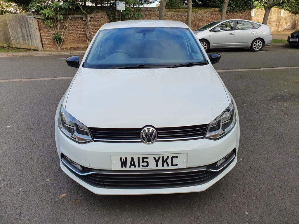 Volkswagen Polo Hatchback 1.0 BlueMotion Tech SE Design (s/s) 5dr