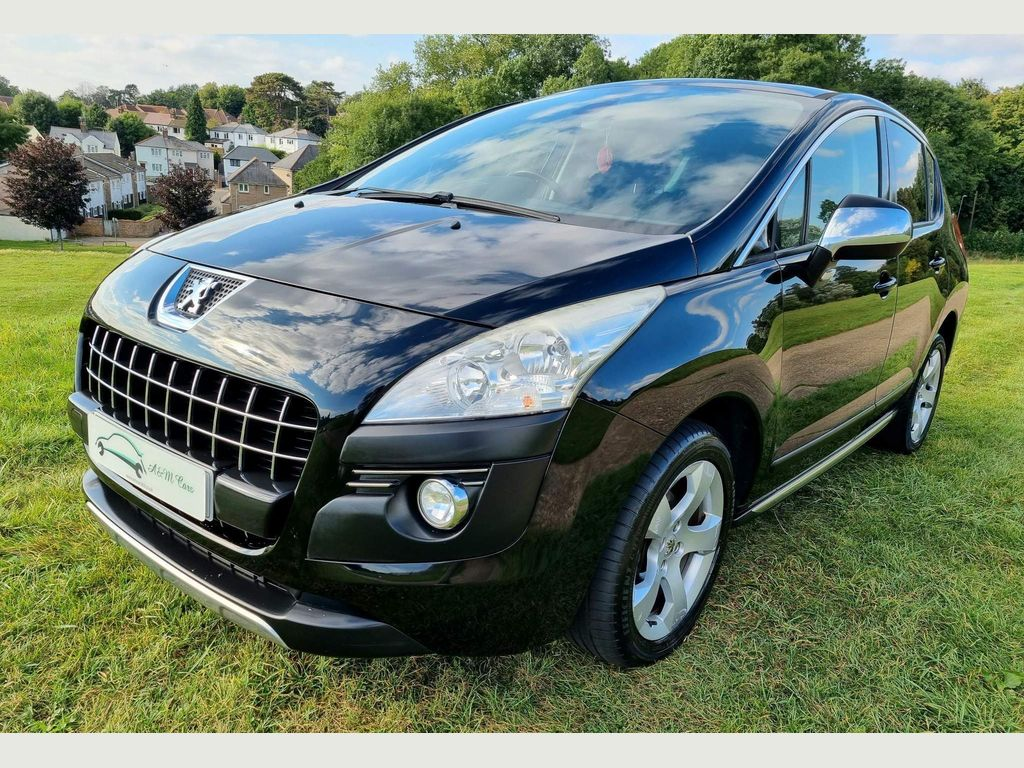 Peugeot 3008 SUV 1.6 HDi Exclusive EGC 5dr