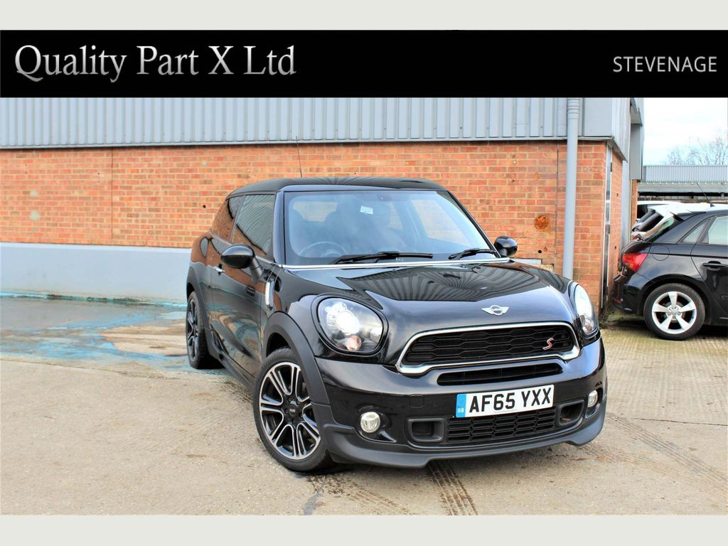 MINI Paceman Hatchback 2.0 Cooper SD (Chili) (s/s) 3dr