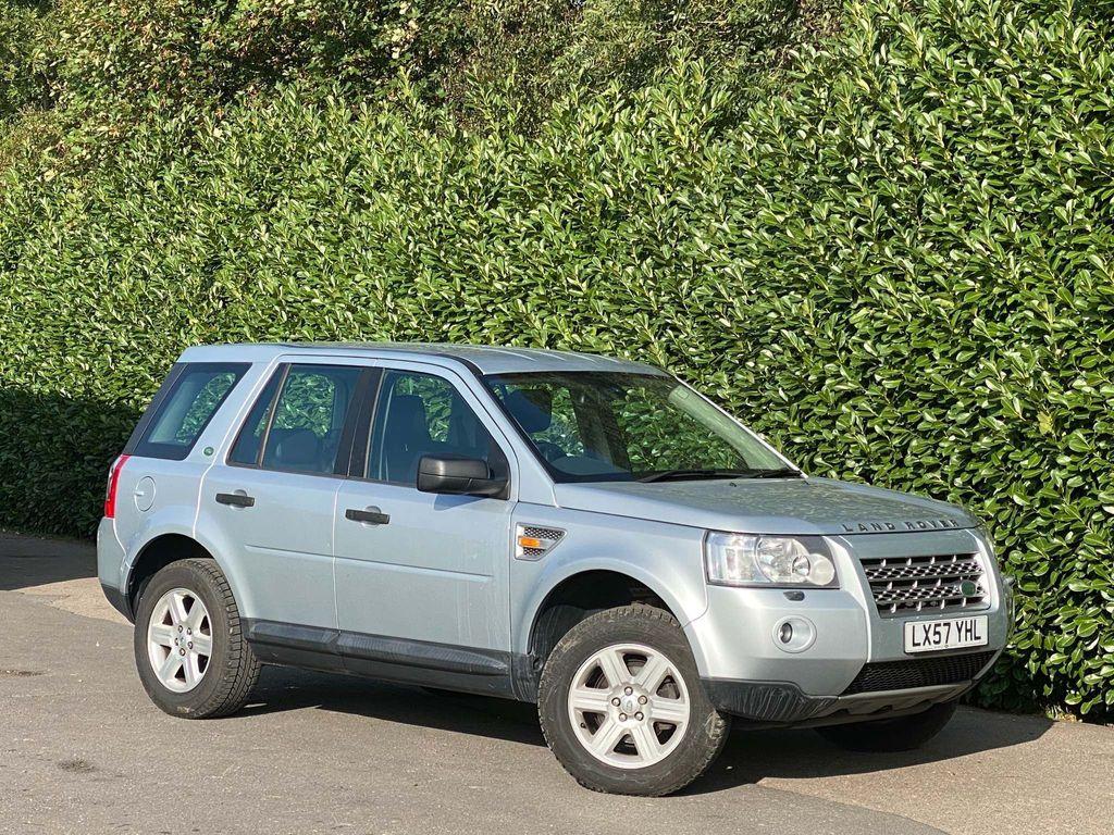 Land Rover Freelander 2 SUV 2.2 TD4 GS 5dr