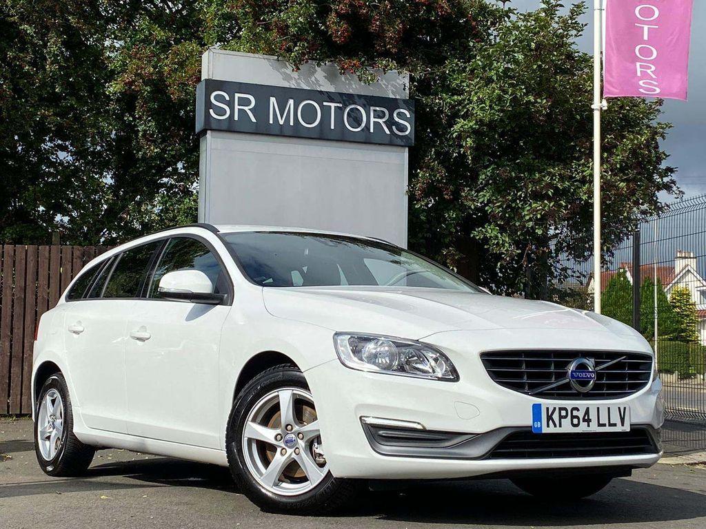 Volvo V60 Estate 1.6 D2 Business Edition (s/s) 5dr