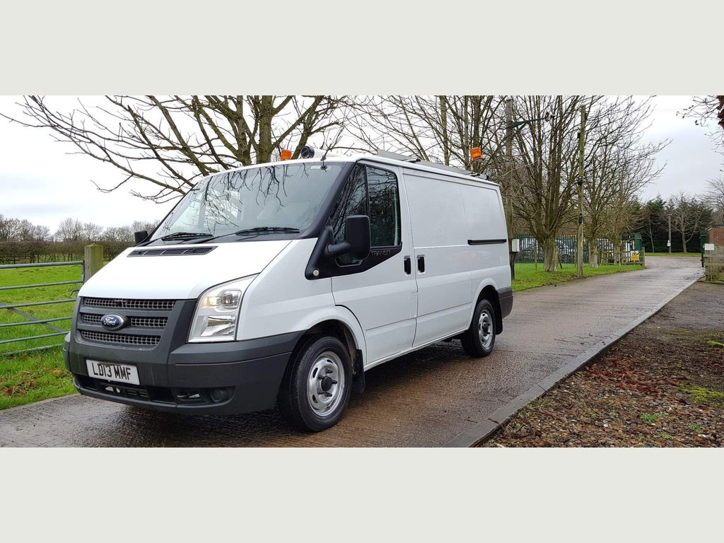 Ford Transit Panel Van FORD TRANSIT 300 SWB LO ROOF 100 PS