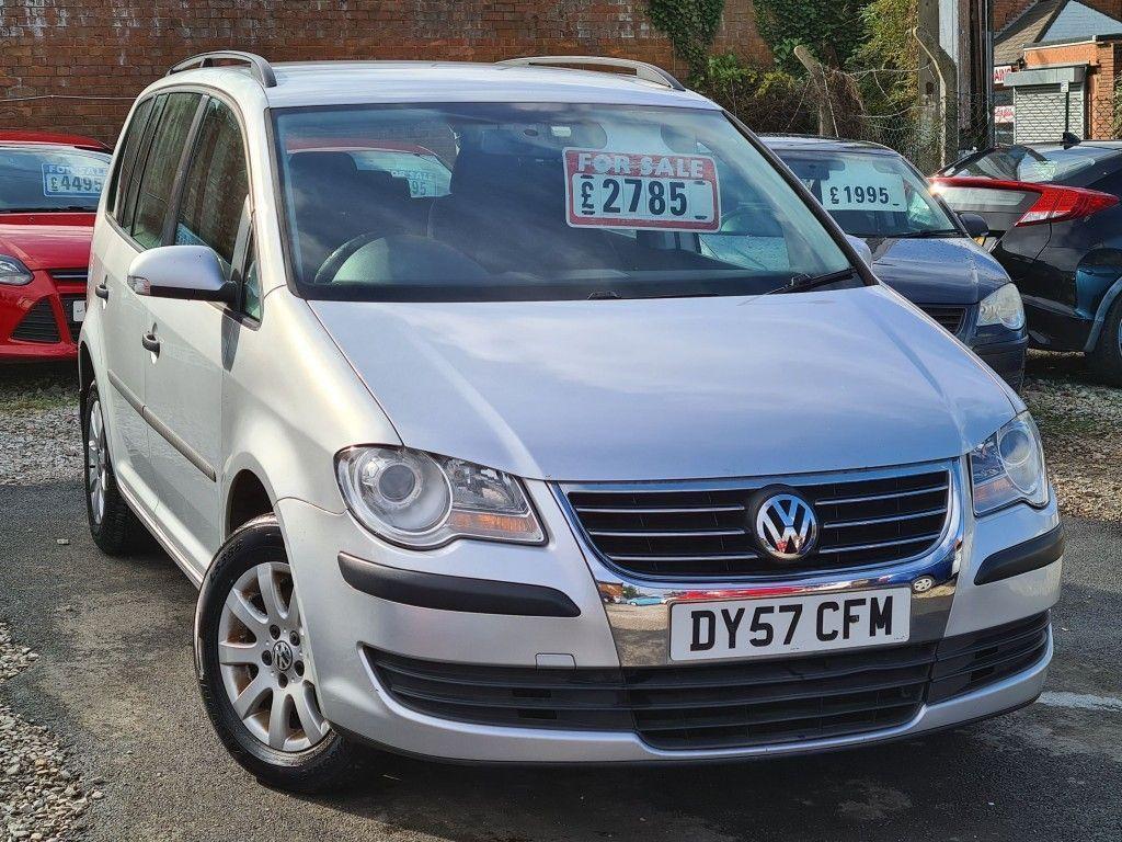 Volkswagen Touran MPV S 7 seats 1.6