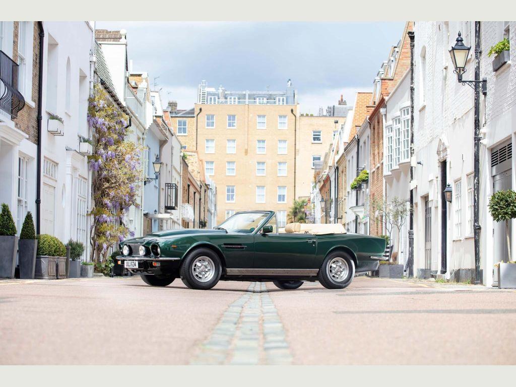 Aston Martin V8 Convertible 5.3 Volante 2dr