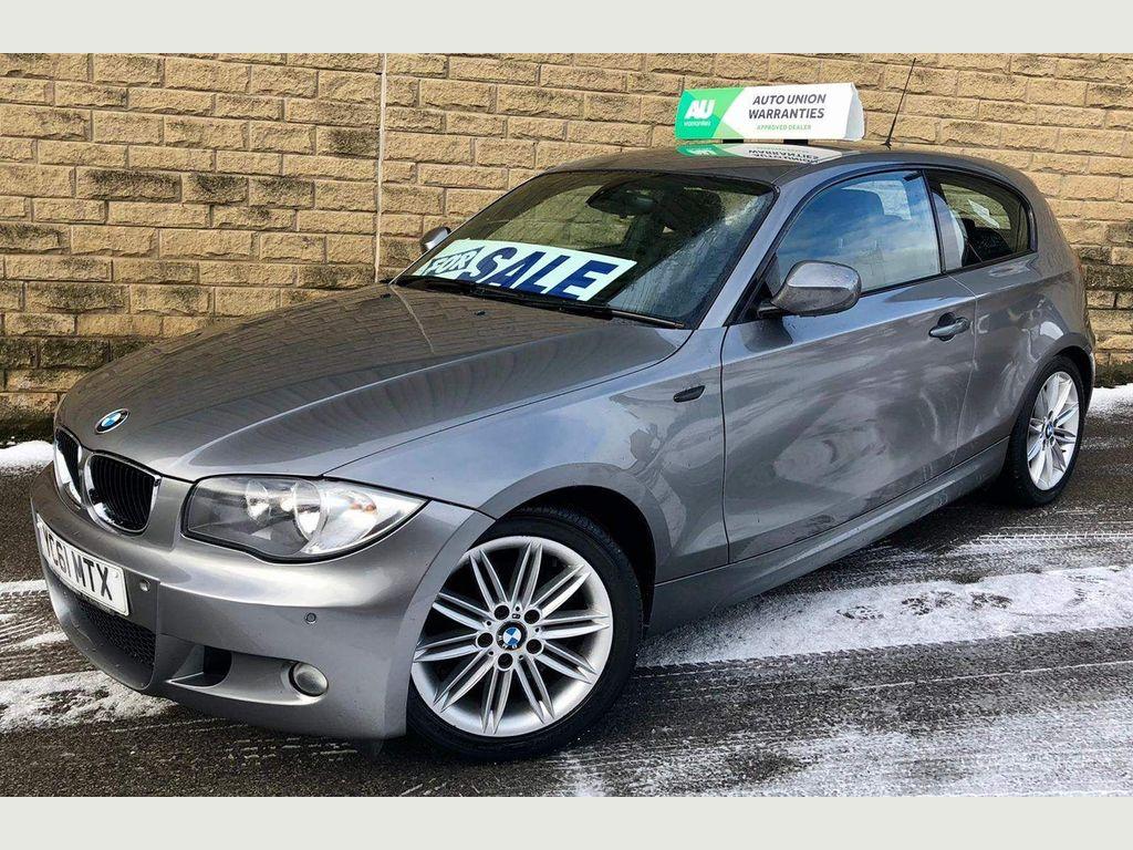 BMW 1 Series Hatchback 2.0 116i M Sport 3dr