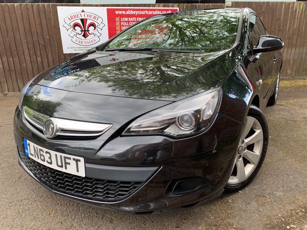 Vauxhall Astra GTC Coupe 1.7 CDTi ecoFLEX 109g Sport (s/s) 3dr