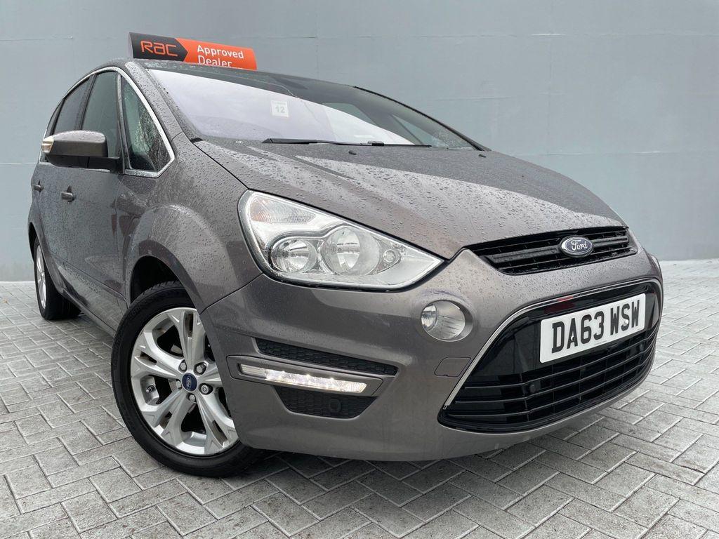 Ford S-Max MPV 1.6 SCTi EcoBoost Titanium (s/s) 5dr