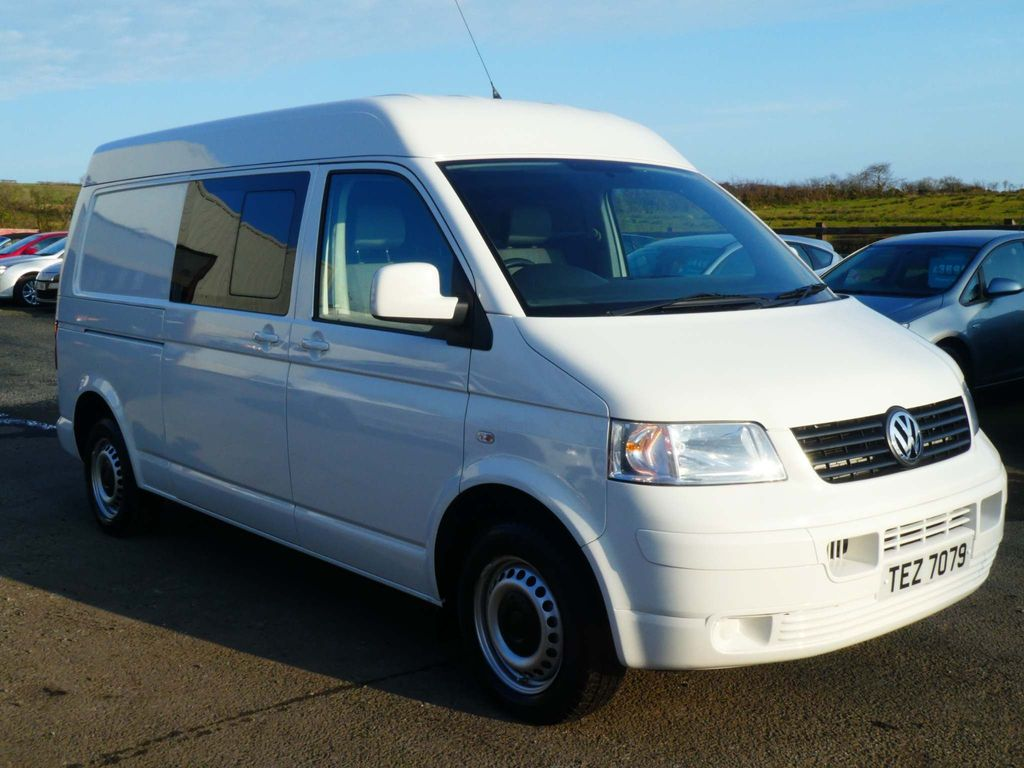 Volkswagen Transporter Unlisted 1.9 tdi
