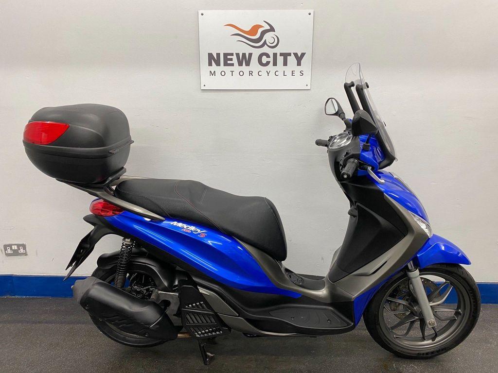 Piaggio Medley 125 Scooter 125 S