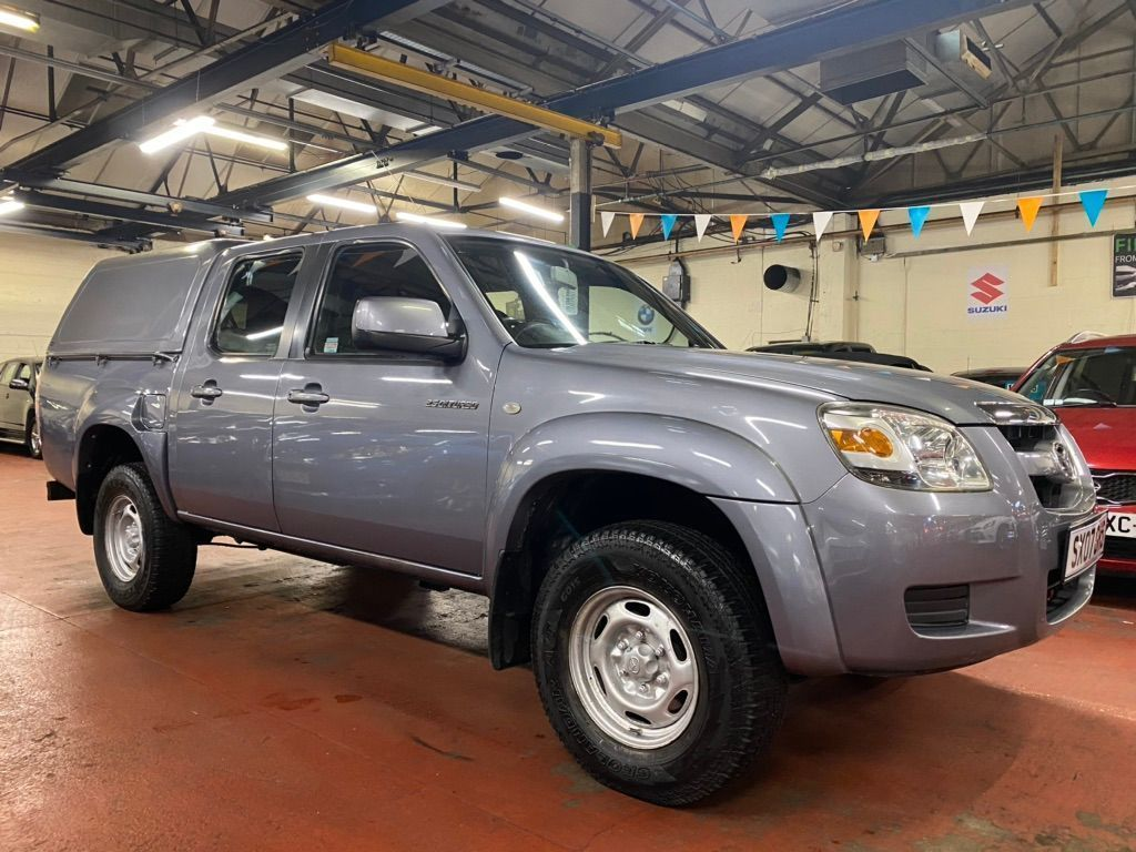 Mazda BT-50 Pickup 2.5 TD TS Double Cab Pickup 4x4 4dr