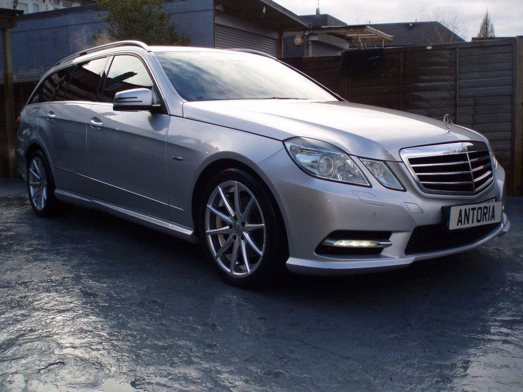 Mercedes-Benz E Class Estate 3.0 E350 CDI BlueEFFICIENCY Sport Edition 125 G-Tronic 5dr