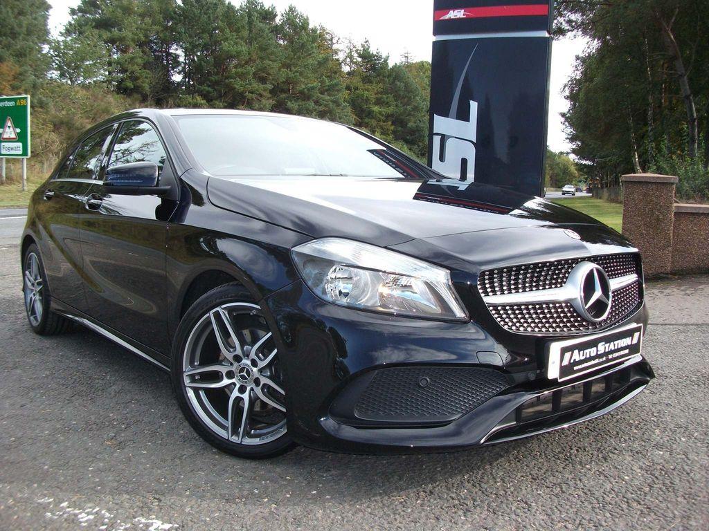 Mercedes-Benz A Class Hatchback 1.6 A160 AMG Line (s/s) 5dr