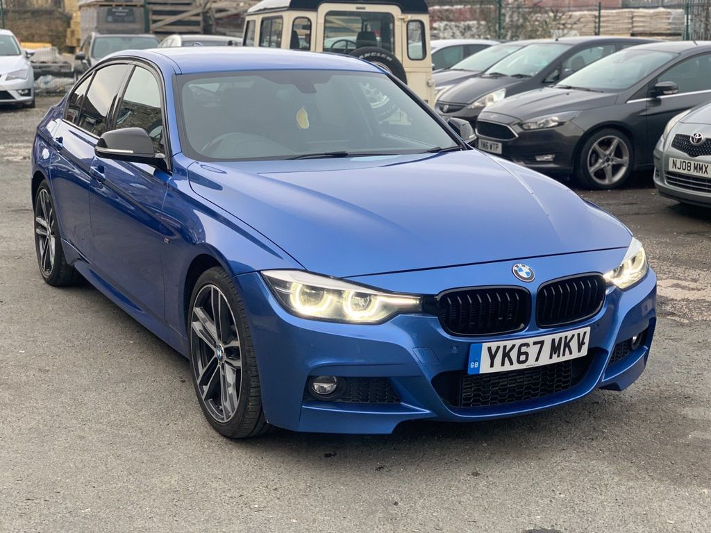 BMW 3 Series Saloon 3.0 335d M Sport Shadow Edition Auto xDrive (s/s) 4dr