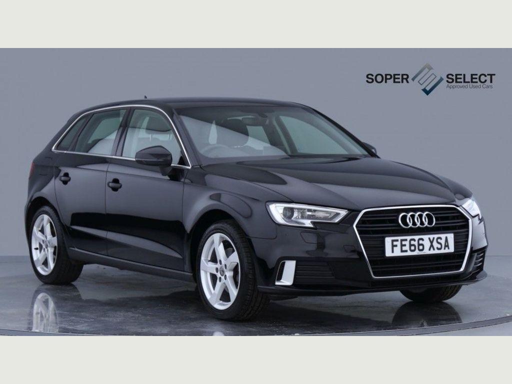 Audi A3 Hatchback 1.4 TFSI CoD Sport Sportback (s/s) 5dr