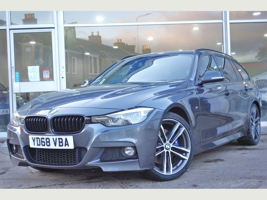 BMW 3 Series Estate 2.0 320i M Sport Shadow Edition Touring (s/s) 5dr