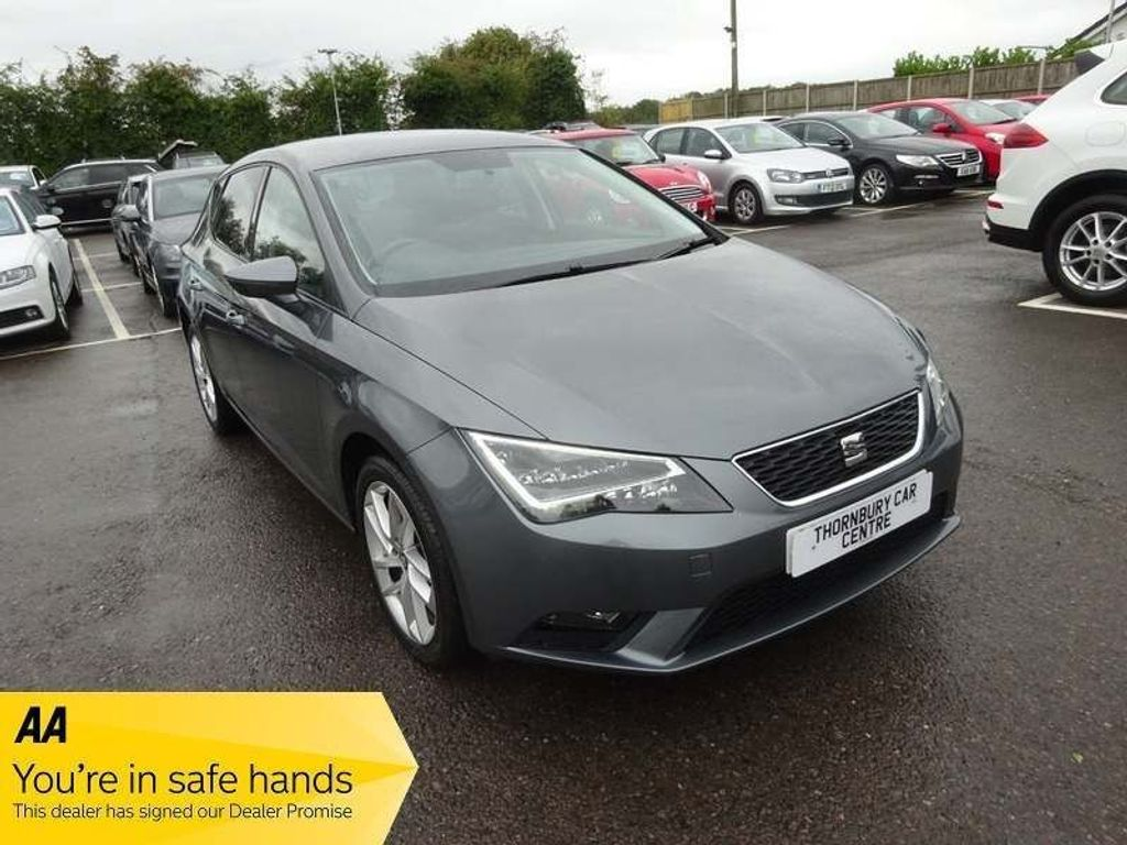 SEAT Leon Hatchback 1.6 TDI SE Dynamic (Tech Pack) (s/s) 5dr