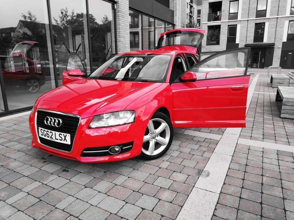 Audi A3 Hatchback 1.6 TFSI Technik Sportback 5dr