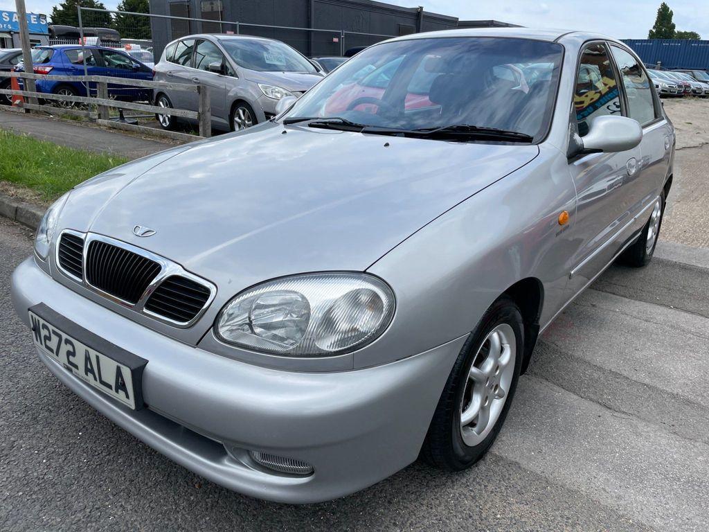 Daewoo Lanos Hatchback 1.6 SX 5dr