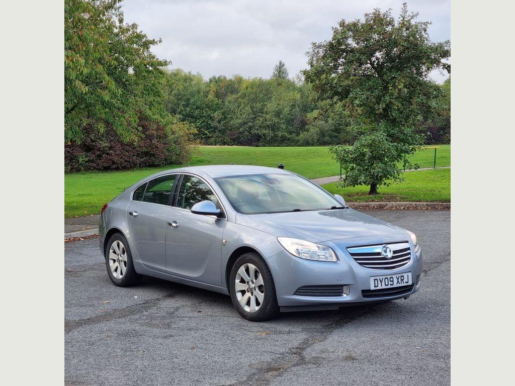 Vauxhall Insignia Hatchback 2.0 CDTi ecoFLEX SE 5dr
