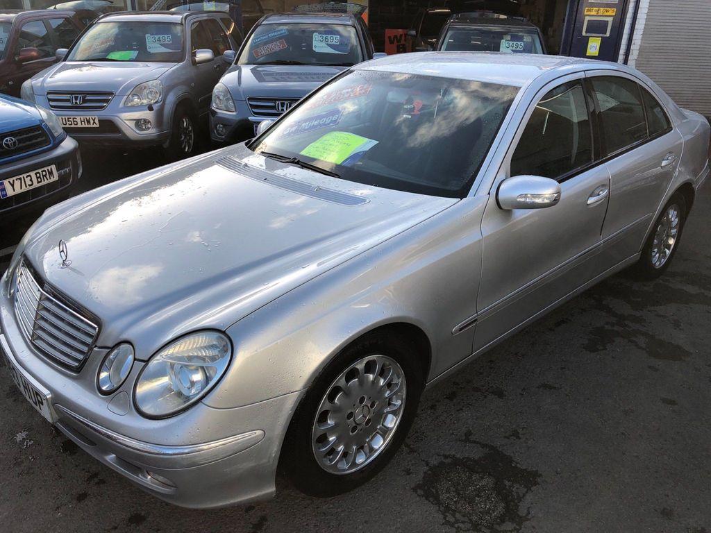 Mercedes-Benz E Class Saloon 2.1 E220 CDI Elegance 4dr